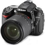 D7000 camera