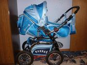 Продаётся детская коляска трансформер фирмы