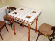 Продам стол кухонный ручной работы