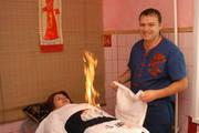 Курсы и обучение массажу